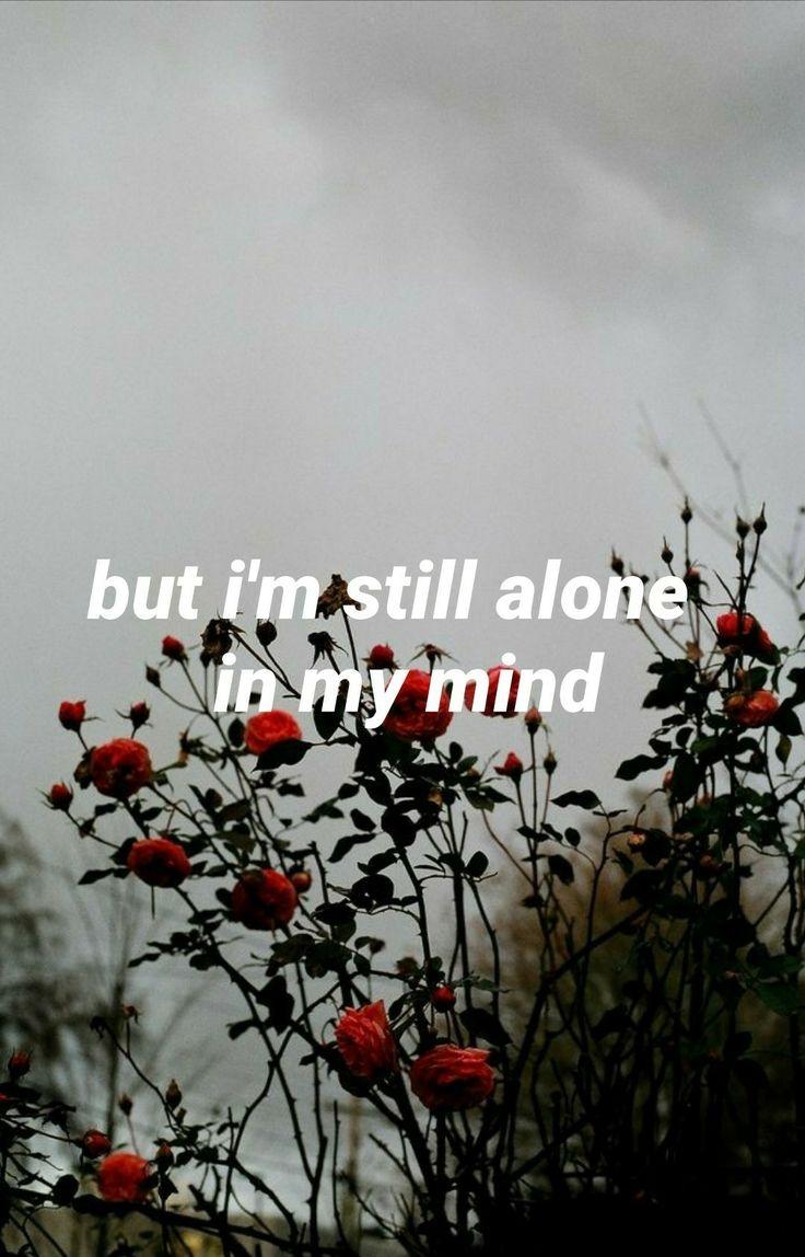 alone // halsey