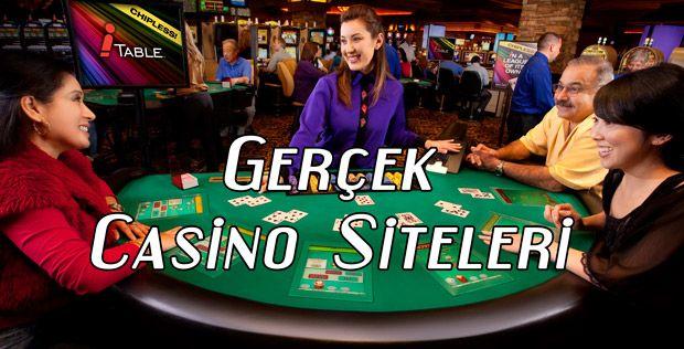 Gerçek Casino Siteleri