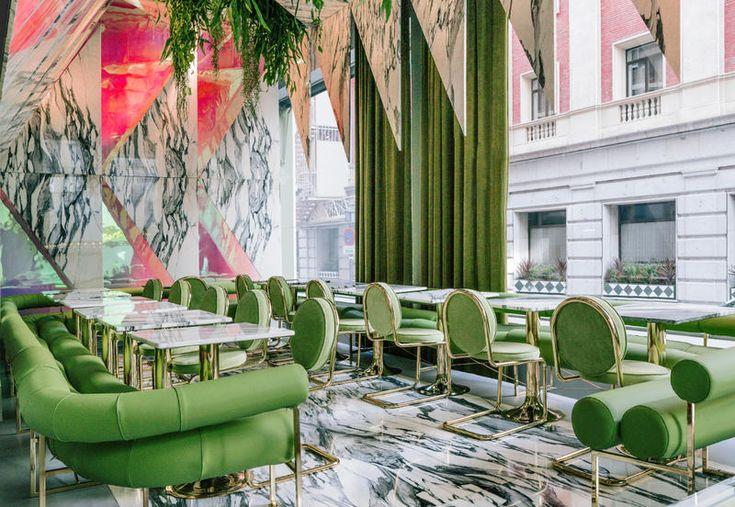 Zielona restauracja w Madrycie. Witamy w Romola!