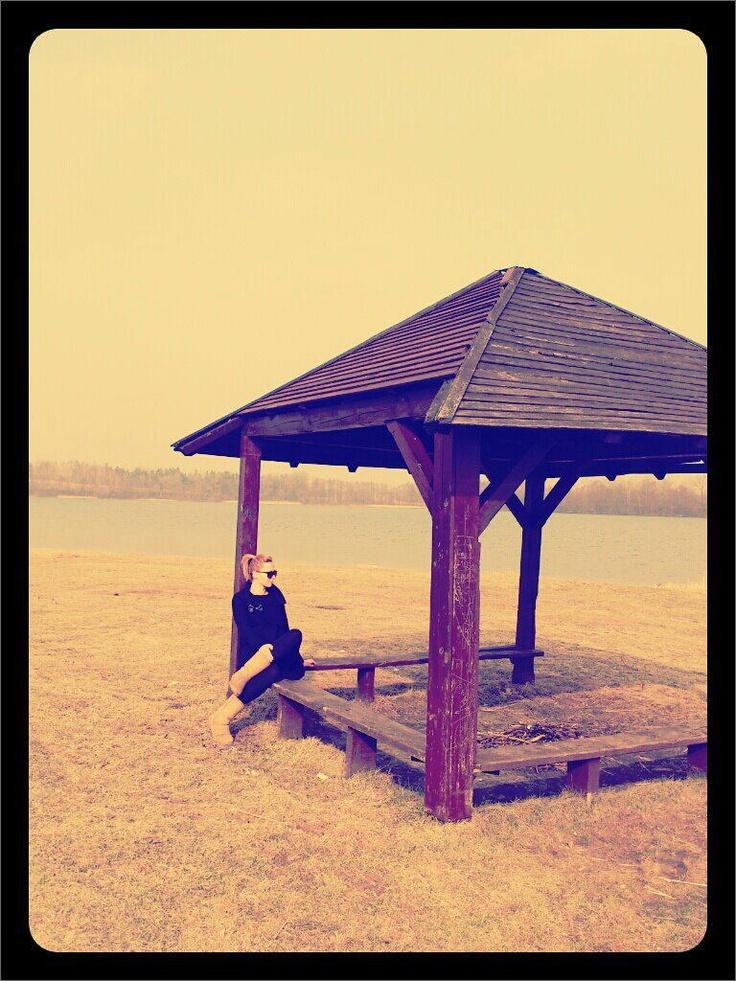 Jezioro Czaplino kwiecień 2012