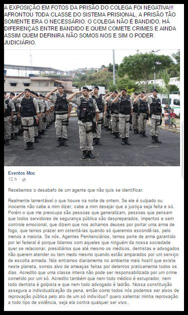 ALEXANDRE GUERREIRO: DESABAFO DE UM AGENTE QUE NÃO QUIS SE IDENTIFICAR ...