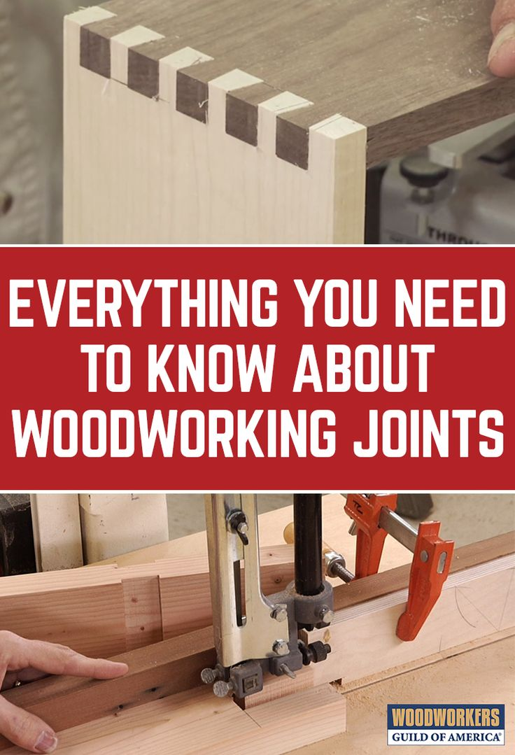 Looking for the perfect woodworking joints to complete your wood projects? Check...