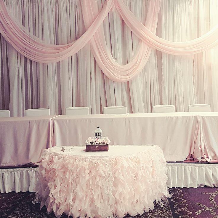 #Blush pink #Backdrop  #DETeam