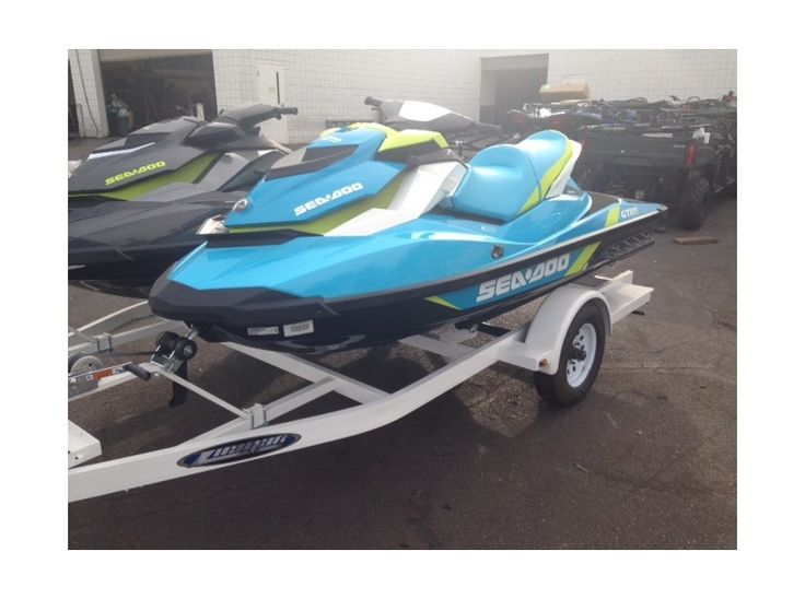 2015 Sea-Doo GTI SE 155 114005915 large photo