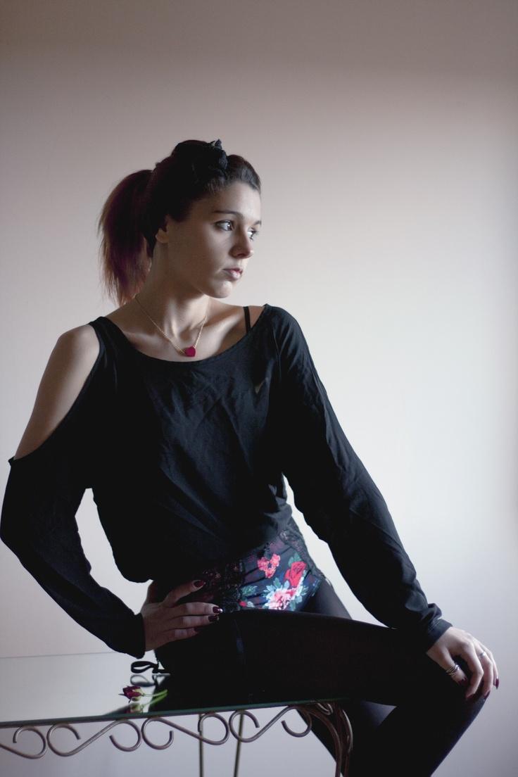 Photography and post-processing: Mariana Madeira  Model: Khristina B.     2013