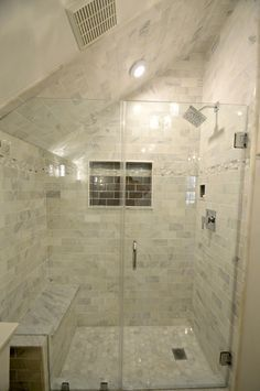 tiles.on sloping ceiling bathroom - Google Search