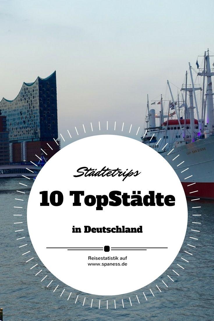 Citytrip Deutschland - hier findet ihr die Top 10 Städteziele in Deutschland - auch eine Hansestadt ist darunter.