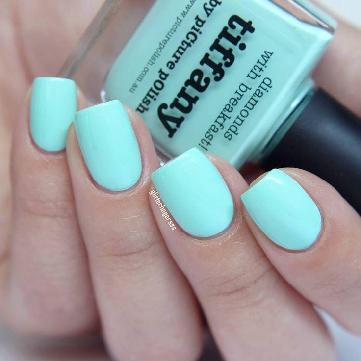 Tiffany and co nail polish-2524