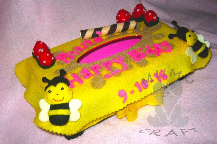 Mumu Craft menerima pesanan kotak tisu hias u/ hadiah ulang tahun, souvenir pernikahan dan parcel hari raya Lebaran, Natal serta Imlek.  SMS +621221624304  Line : fanytanuriady  BBM : D2576130  WA : +6281221624304