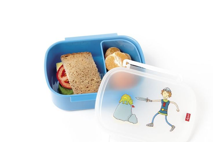 #lunchbox pour goûter maternelle