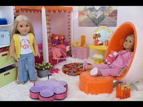 American Girl Doll Julie s Bedroom   YouTube. 25  unique American girl julie ideas on Pinterest   Ag clothing