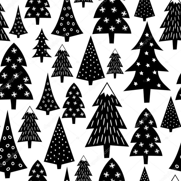 depositphotos_86072794-stock-illustration-black-and-white-seamless-christmas.jpg (1024×1024)
