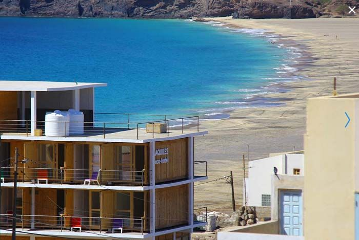 Hotel Style | Aquiles Eco Hotel in Cape Verde | Poppytalk