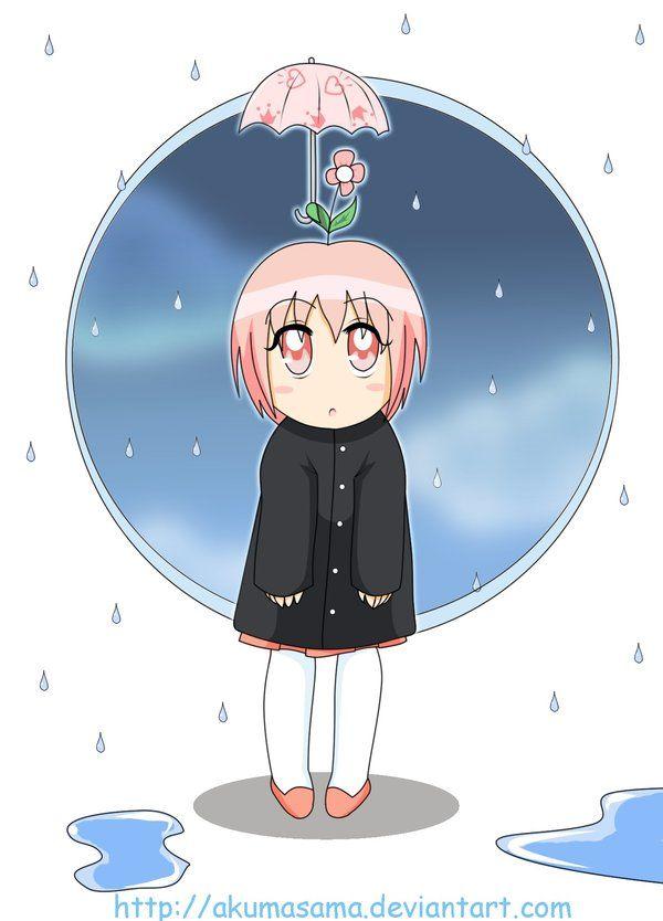 Cyu in the rain by Ashkorya