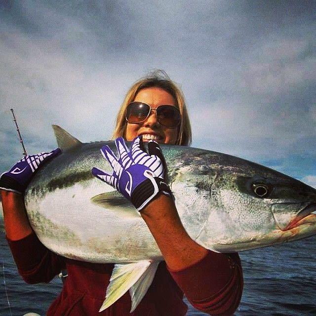 Mayor Island King fish Assassin All Day Gloves