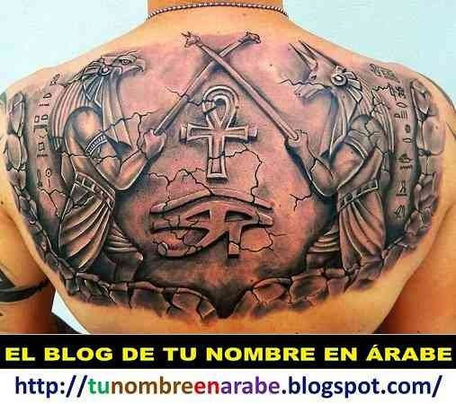 Tatuaje Llave De La Vida Tatuajes Pinterest Egyptian Tattoo