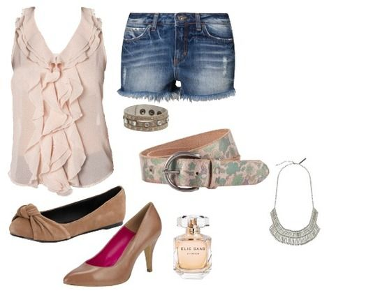 zomeravond outfit - Avond Outfits - stylefruits.nl