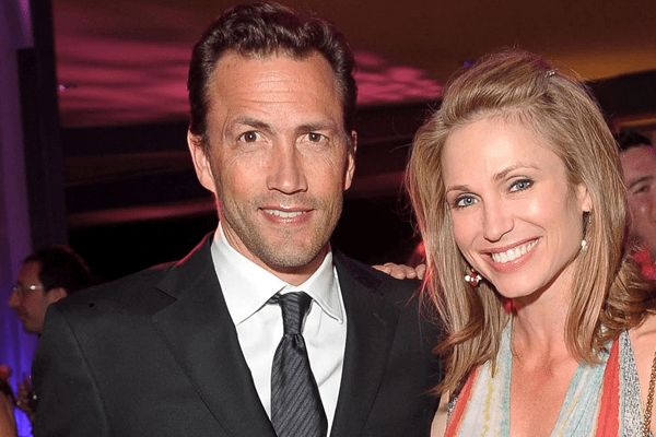 Now Married with Andrew Shue, Amy Robach divorced Ex-Husband Tim McIntosh
