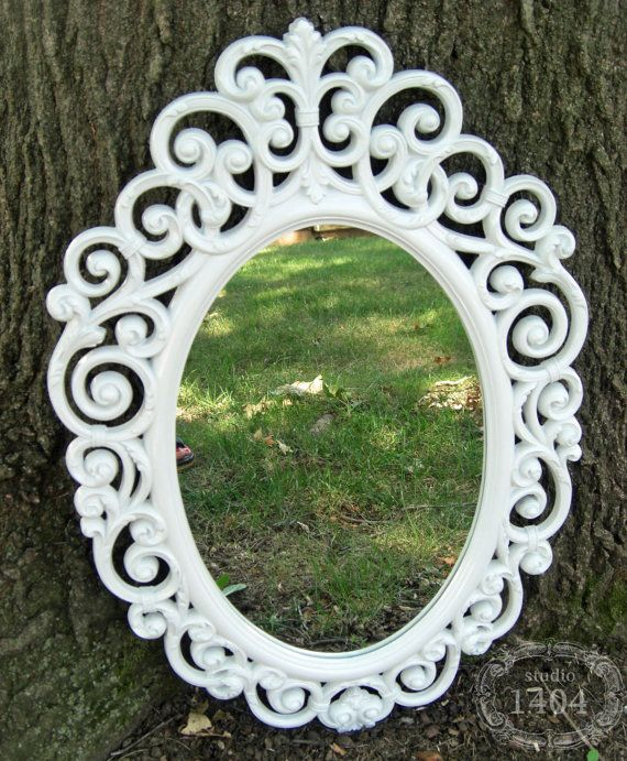 Love This Mirror Someday When I Complete My Shabby Chic Living Room