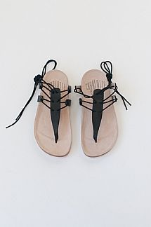 Charlotte Stone Sandals : Seedstore