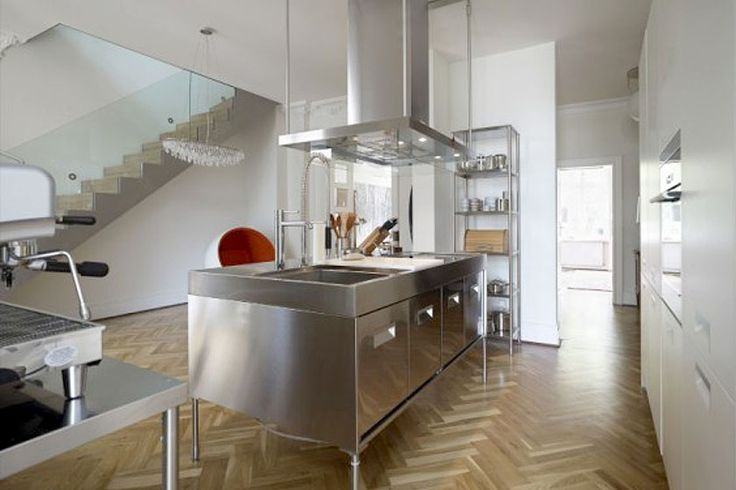 Industriele Keuken Thuis : Industri?le look van een keuken – 6 ingredienten, veel inspiratie