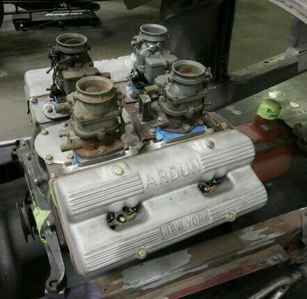 B E Acbb B E Performance Engines Camille