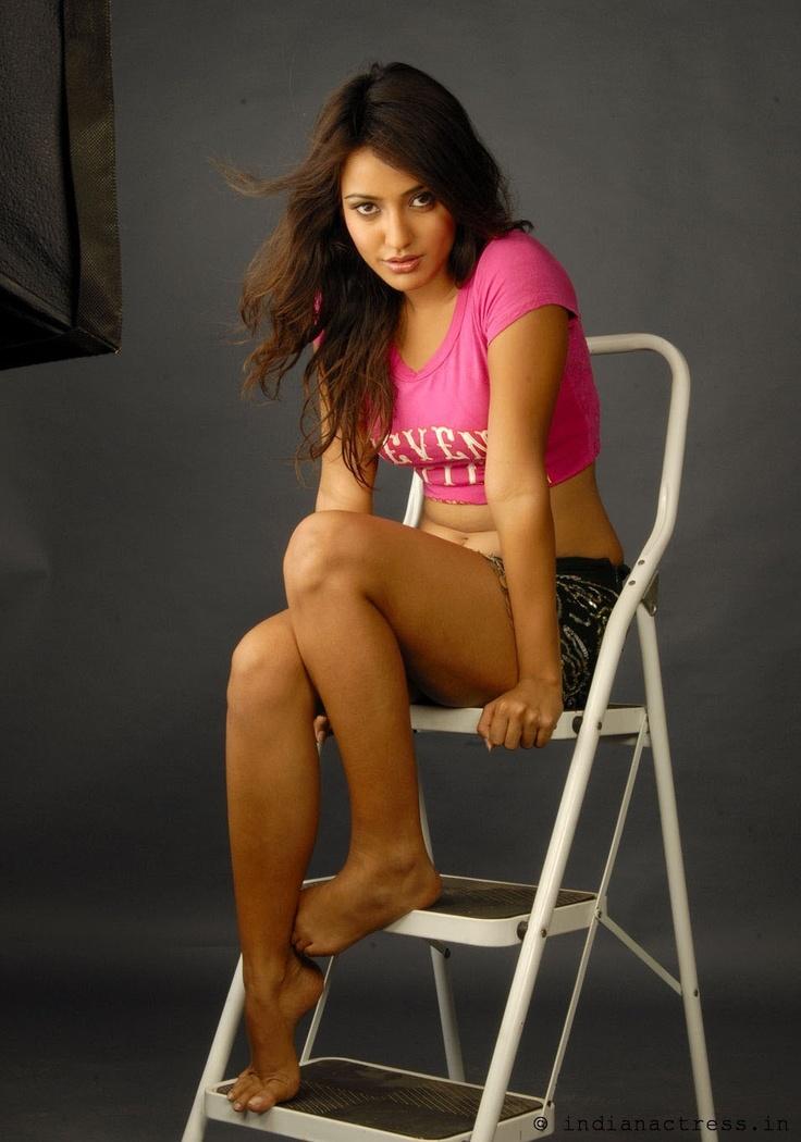 East Indian actress Neha Sharma