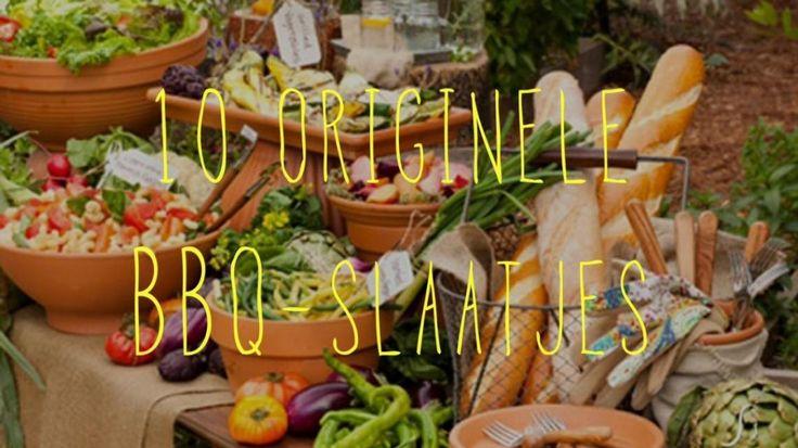 In de kijker: 10 originele BBQ-slaatjes | VTM Koken
