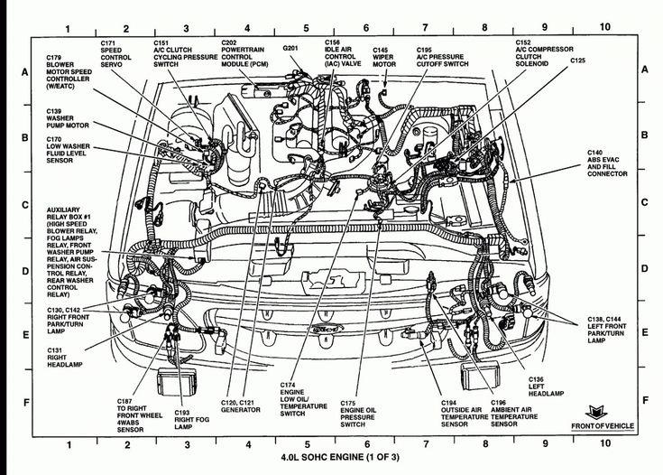 E7 Engine Bay Diagram E7 Engine Bay Diagram