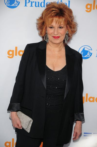 Joy Behar with a lasagna recipe deemed to be 'brilliant' by her co-hosts. On today's episode Joy whipped up a batch of her fabulous lasagna and shared the recipe with the audience.