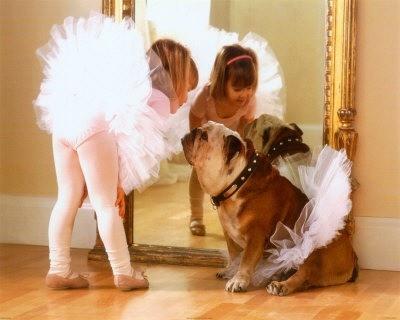 Tu-Tu- cute! www.theworlddances.com/ #littleballerinas #tutucute #dance