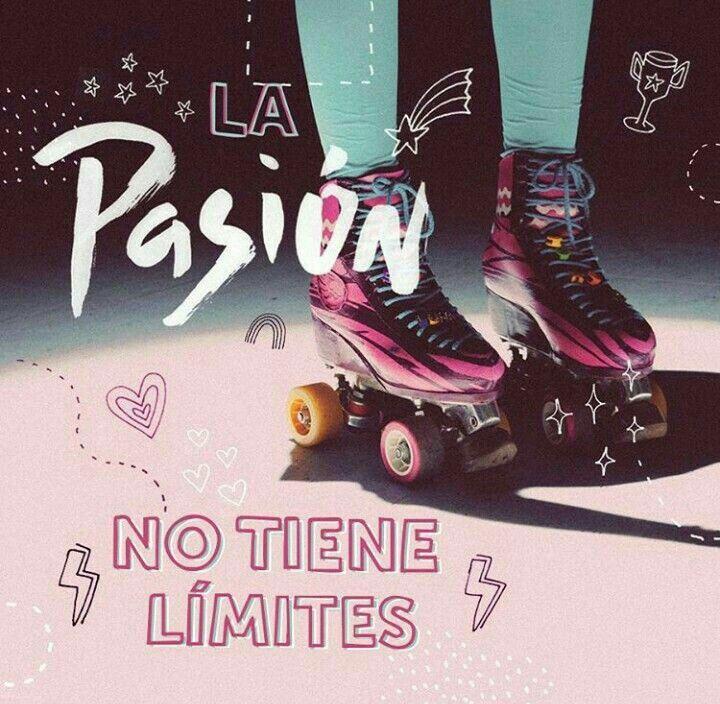Si algo te gusta pero bajas los brazos y no lo haces no es una pasión,Si te pones límites,NO, es una pasion #sinlimites#pasion