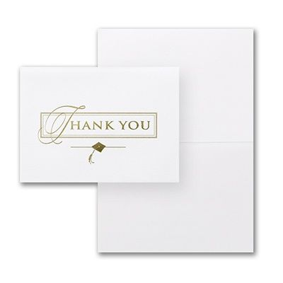 Best Graduation Thank You Note Cards Images On
