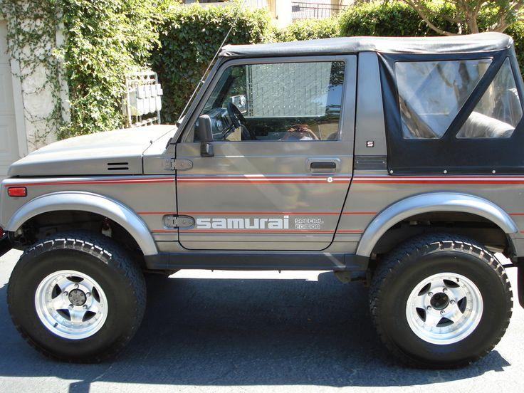 Lifted Suzuki Samurai For Sale Alberta