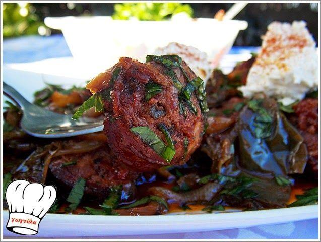 ΣΠΕΤΖΟΦΑΙ ΥΠΕΡΟΧΟ!!!   Νόστιμες Συνταγές της Γωγώς