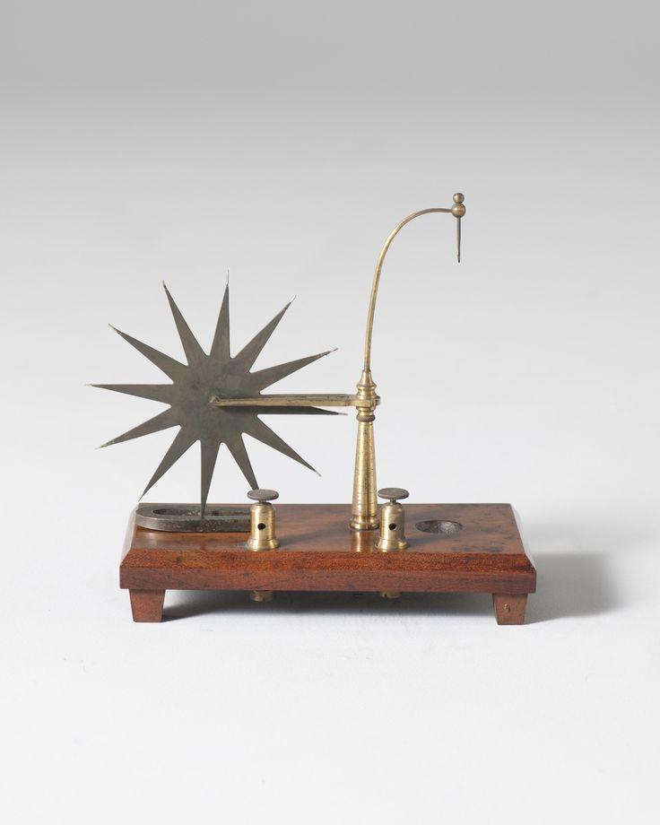 Rad van Barlow — Teylers Museum