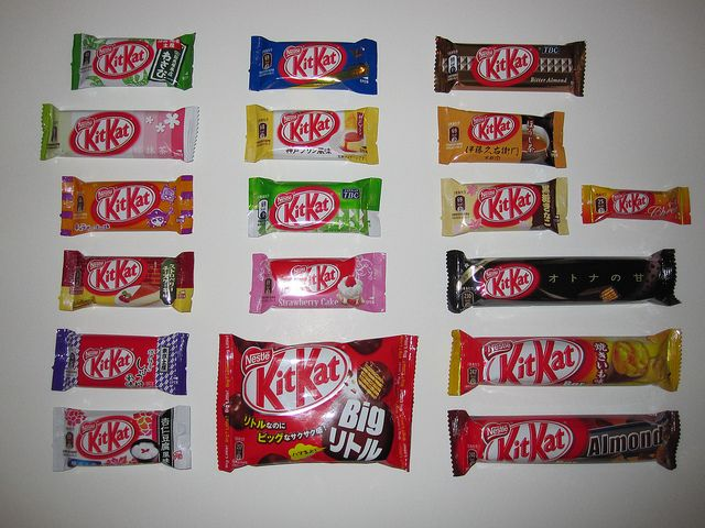 Kit Kat Flavors | Japanese Kit Kat Flavors | Flickr - Photo Sharing!