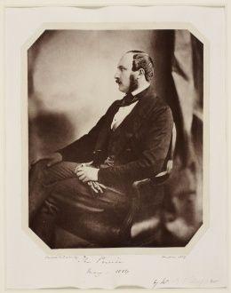 Prince Albert (1819-1861), May 1854