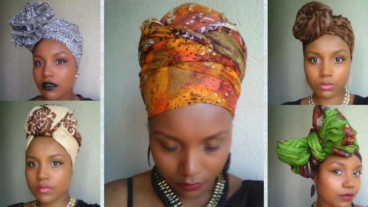 Несколько наглядных примеров - как завязать платок на голове, чтобы было модно и красиво. Это одновременно и головной убор, и прическа, особенно актуальная для немытой головы в условиях отсутствия времени или если проспала.  #прическа #каксделать #совет #howto