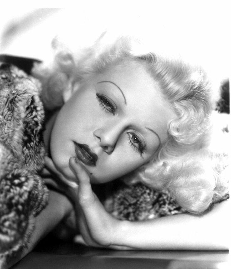351 Best Images About Jean Harlow Harlean Harlow Carpenter On