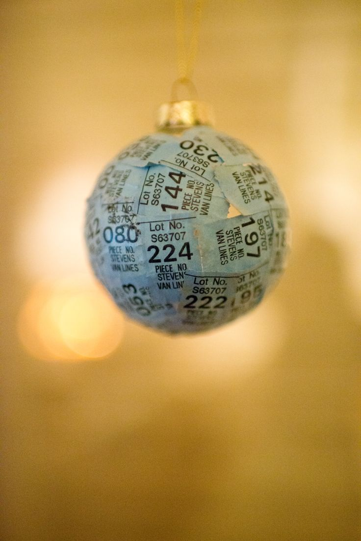 This Is So Funny, But A Great Idea! If You're A Military Family, You Get  It Military Moving Ornament ©amy B Photography 2013  I'd Be Willing To  Bet We