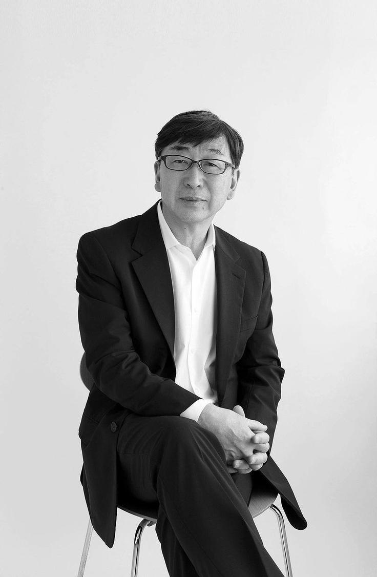 Toyo Ito (b. 1941) Japanese architect