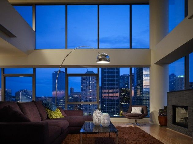 Seattle High Rise Apartments Entrancing 163 Best Highrise Living Images On Pinterest  Architecture . Inspiration