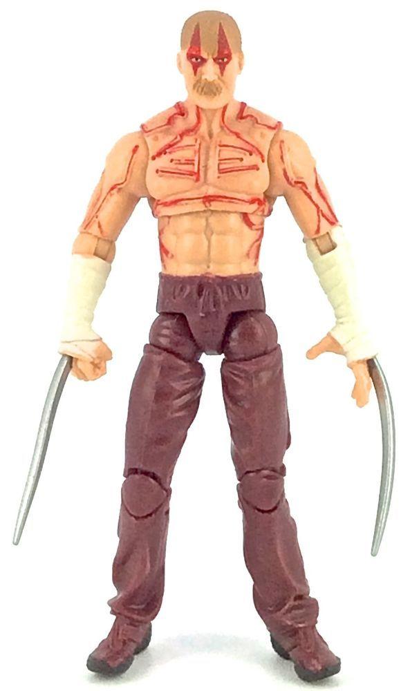 Marvel X-Men Origins: Wolverine 2009 DEADPOOL (WAVE 2) (MOVIE) - Loose #Hasbro