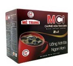 Вьетнамский растворимый кофе (ME TRANG) INSTANT MCI 2 в 1 из города БуонМеТхуот. Пр-во Вьетнам.