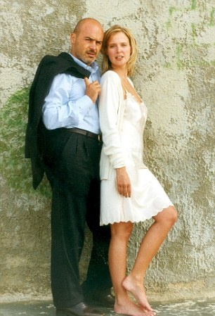 Salvo and livia , love never runs true. He is tempted too much by beautiful Italian women.