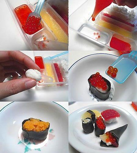 Japanese candy-making kit