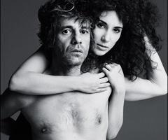 Birol Ünel  and Sibell Kekilli