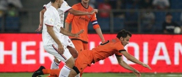 #Bloggurushares : ISL 2015 FC Pune City vs Delhi Dynamos    #FCPune City and #Delhi #Dynamos FC will be engaged in an energizing fight in match No. 11 on Wednesday in the #IndianSuperLeague (ISL) 2015 at the Shree Shiv Chhatrapati Sports Complex Stadium in Pune.