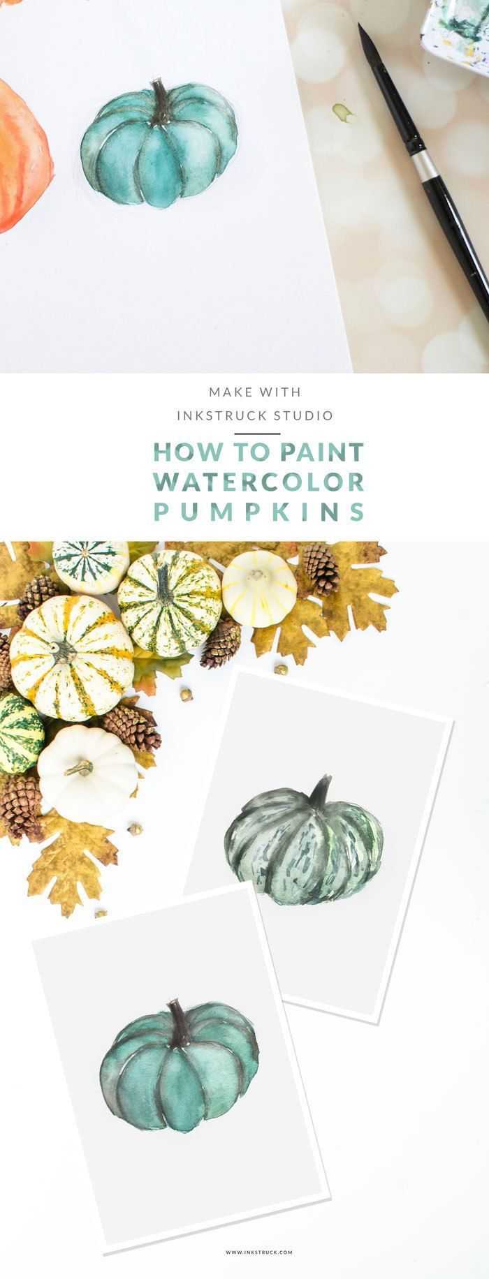 647 best diy watercolor images on pinterest art for Easy watercolor tutorial
